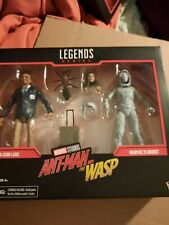 Marvel Comics Marvel Legends X-Con Luis and Ghost from Ant-Man and Wasp series