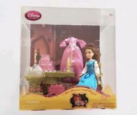 Mini Princess Doll Playset Belle Beauty & the Beast Disney Store Exclusive NIB
