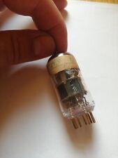 1x e88cc CCA PHILIPS PINCHED WAIST D GETTER 45° 7LO D6A Tube Röhre 진공관 真空管