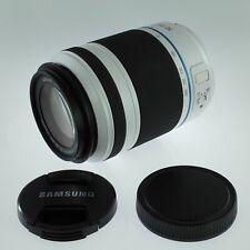 Samsung NX 50-200mm F4-5.6 ED OIS III For NX300 NX500 NX1 - White