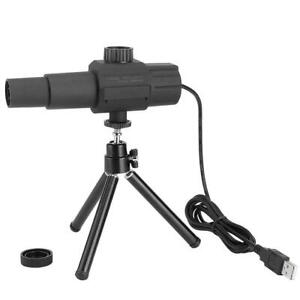 USB Digital Telescope 2MP 70X Zooming for Match Motion Detection Spotting Scope