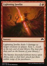 4x Lightning Javelin | nm/m | Magic Origins | mtg