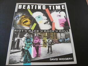 DAVID WIDGERY..RIOT 'N' RACE 'N' ROCK 'N' ROLL..UK SUB CULTURE MOD PUNK SKINHEAD