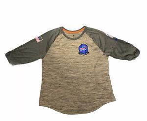 Nike NFL Buffalo Bills Salute To Service AT5943-297 US Women's Size 2XL NEW