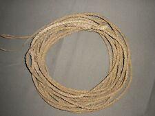 New ListingRawhide Lariat , Handmade Western Antique , 44 Feet Long , Good condition