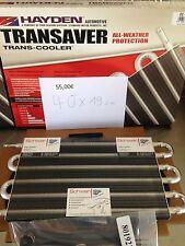 Oelkühler Automatikgetriebe Zusatzkühler Hayden Transaver Trans Cooler 40 x 19