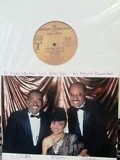 """MODERN SOUL BOOGIE 12"""": HIS MAGICAL CONNECTION with signed photo WAIT LADY WAIT"""