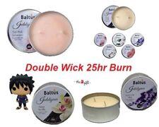 Baltus 25 Hour Scented 2 Wick Candle In Tin Lavender Jasmine Vanilla Rose