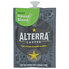 Flavia Alterra House Blend Decaf 20-Count Fresh Packs - Pack of 5