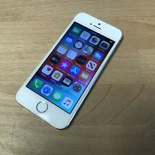 *Very Good Condition* Apple iPhone 5s - 16GB - Silver (TracFone) A1453