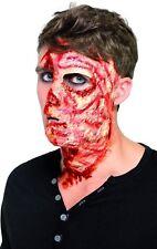 Halloween cervello aperto lattice applicazione horror BERRETTO zombie Creepy make up