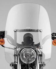 """HARLEY DAVIDSON SPARTAN WINDSHEILD CLEAR 18.5"""" FXDC  N21201"""