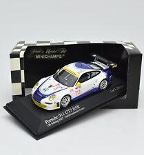 Minichamps 400076473 Porsche 911 GT3 RSR 12h Sebring 2007, 1:43 , OVP, 108/1