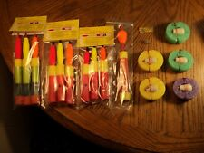 Bobber With A Brain 10 Pack Slip Float Family Special Crappie Trout Catfish Carp