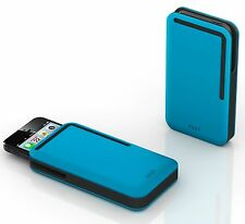 DOSH - SYNCRO Marine compact men's designer iPhone 5/5S wallet / case / sleeve