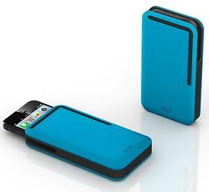 DOSH - SYNCRO Marine compact men's designer iPhone 5/5S wallet / case / sleeve