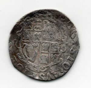 Charles 1st silver hammered shilling