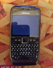 Cellulare NOKIA E71 - Non Funzionante / Defective, Vibrates >>Turns On > Stop!