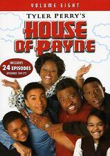 Tyler Perry's House of Payne, Vol. 8 [3 Discs (2011, DVD NIEUW) VOL. 83 DISC SET