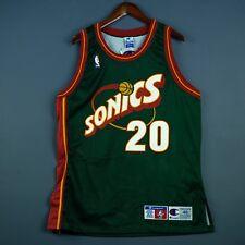 release date: fc209 ebb6d Gary Payton Champion NBA Jerseys for sale | eBay