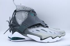 Reebok DMX Elusion 001 FT High Grey Teal EG1935 Basketball Shoes Sz 6 Men 8 Wmn