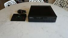 Meridian 568 Preamp Surround Processor With MSR Remote Super Clean
