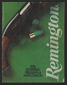 Remington Catalog - 1976