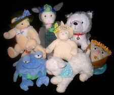Bundled Mixed Lot Hallmark Plush / Stuffed Animals
