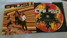 Crush S/t Paradigm Label Indie Hard Rock Cd 1995