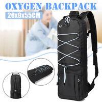 Sauerstoff Zylinder Rucksack Tasche Backpack Reise Nylon Rollstuhl 20*9*5CM