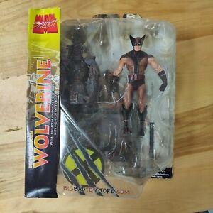 *** Diamond Select Marvel - Wolverine (Brown) Collectors Edition- Loose Armor