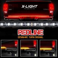 """REDLINE 60"""" Tailgate LED Strip Light Bar Truck Reverse Brake Turn Signal Tail"""