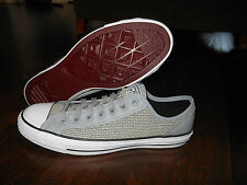 CONVERSE CT OVERLAY OX 146458C Athletic Shoes Size 10 US 44 EUR Gray