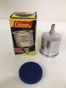Coleman Aluminum Number- 0- Filter Funnel, With Box