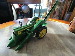 John Deere Farm Toy Custom Rare 1 Off Precision 720 Corn Picker Eska Carter