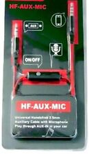 Ditmo Auxiliary Cable with Microphone Model: DM-1000 - By eTrendz