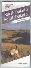 2009 AAA Map North & South Dakota