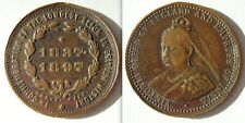 Collectable Queen Victoria Medal - 1897 - 60th Year