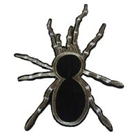 SPIDER Iron On Patch Sew on Embroidered Transfer Motorbike patch Biker Jacket