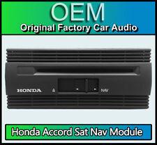 Honda Sat Nav DVD drive, Accord navigation module, 7612001413 39540-S1A-G010-M1