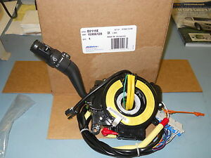 H3 Colorado Canyon Turn Signal Dimmer Switch Air Bag Coil 15906128 Multifunction