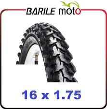 Copertone / Pneumatico Bici 16 x 1.75 TASSELLATO - MTB