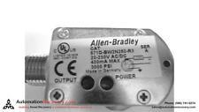 ALLEN BRADLEY 871D-BW2N260-R3 SERIES A , CYLINDER POSITION/PROXIMITY, NE #114934