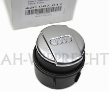 Nuevo Audi originales cenicero central ajustable Ascher rs3 rs4 a8 s6 a5 a4 s4 aluminio