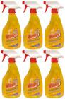 Windex Lemon Trigger Spray, 500ml (Pack of 6)