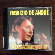 FABRIZIO DE ANDRE' - LA CANZONE DI MARINELLA