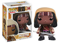 FUNKO VINYL POP #38 MICHONNE THE WALKING DEAD FIGURE