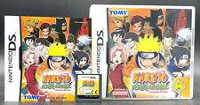 Spiel: NARUTO NINJA COUNCIL für Nintendo DS + Lite + Dsi + XL 3DS 2DS