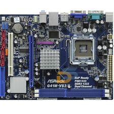 SCHEDA MADRE ASROCK G41M-VS3 2.0 INTEL SOCKET 775 DDR3 CHIPEST SK 775