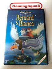 Bernard & Bianca (German) DVD, Supplied by Gaming Squad